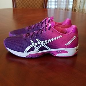 Asics Gel Solution Speed 2 Tennis Shoe E450J 3735